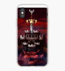 Super Mario RPG Bowser's Castle iPhone Case