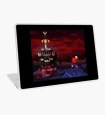 Super Mario RPG Bowser's Castle Laptop Skin