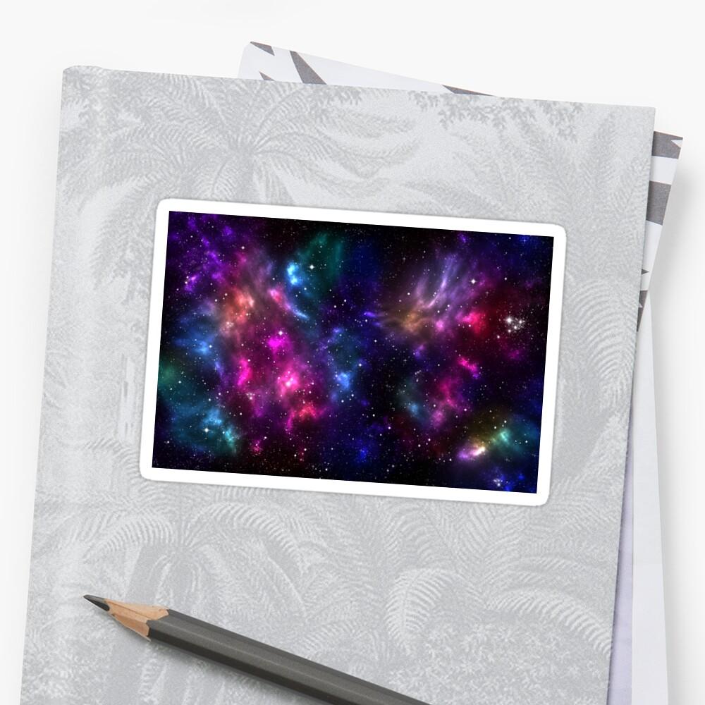 Stardust Sticker