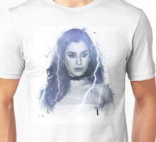 Lauren Jauregui Fifth Harmony Double Exposure  Unisex T-Shirt