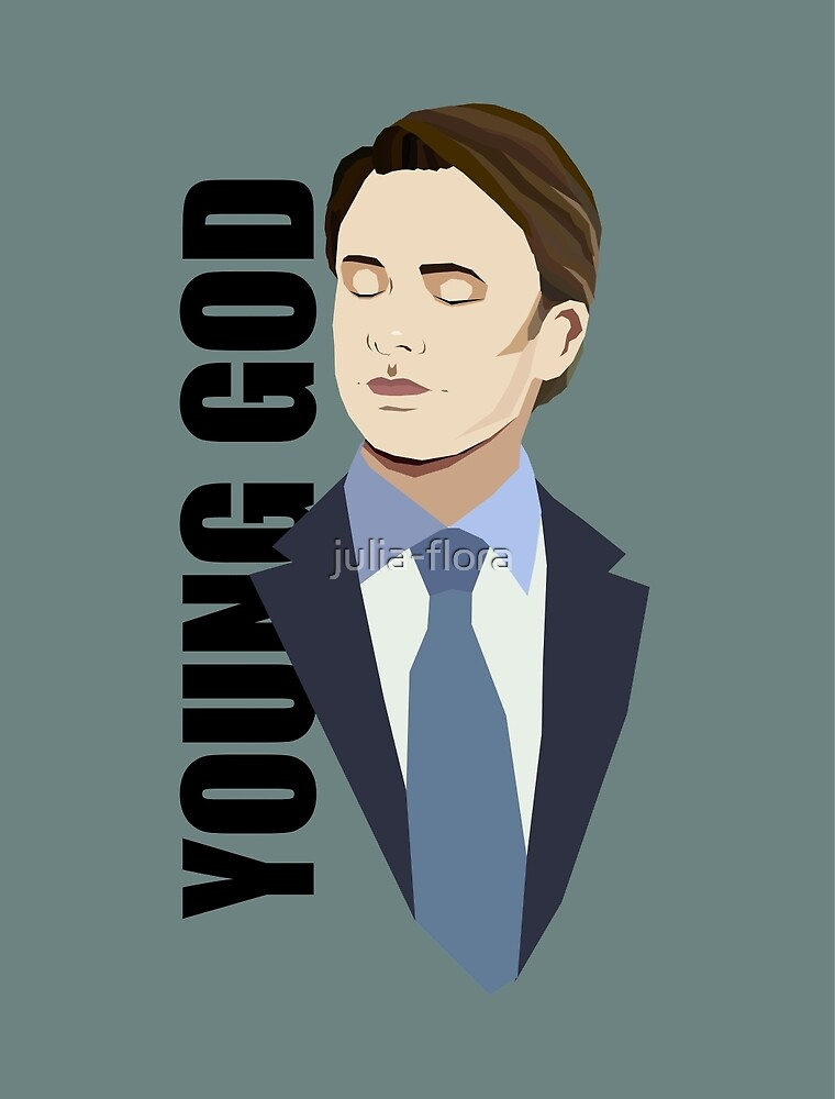 TYRELL WELLICK - young god by julia-flora