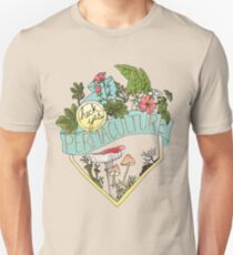 Heck Yes Permaculture Unisex T-Shirt