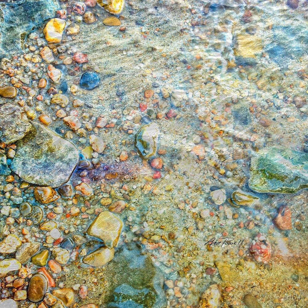 River Rocks photography by art64