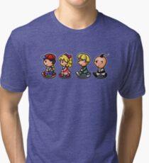 Earthbound Guys Tri-blend T-Shirt