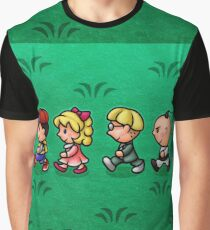 Earthbound Guys Graphic T-Shirt
