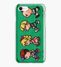Earthbound Guys iPhone Case/Skin