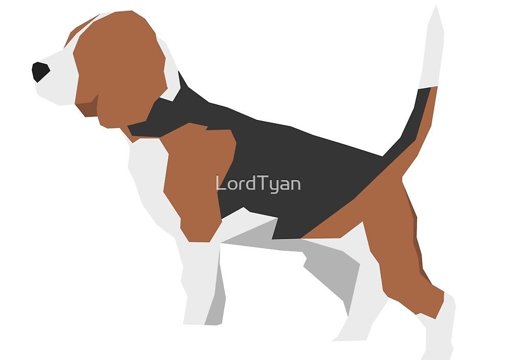 Beagle by LordTyan