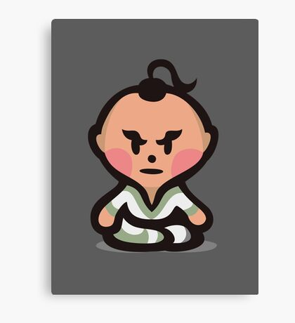 Poo Earthbound Canvas Print