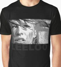 Milla Jovovich as Leeloo from The Fifth Element Graphic T-Shirt