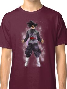 Goku Black Powering up Classic T-Shirt