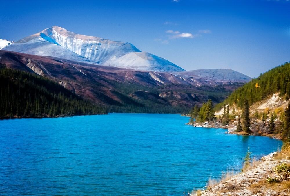 Stone Mountain & Summit Lake by Yukondick