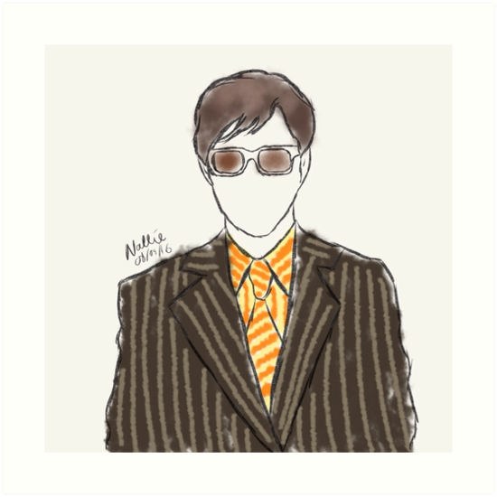 Jarvis Cocker by nalliessketches