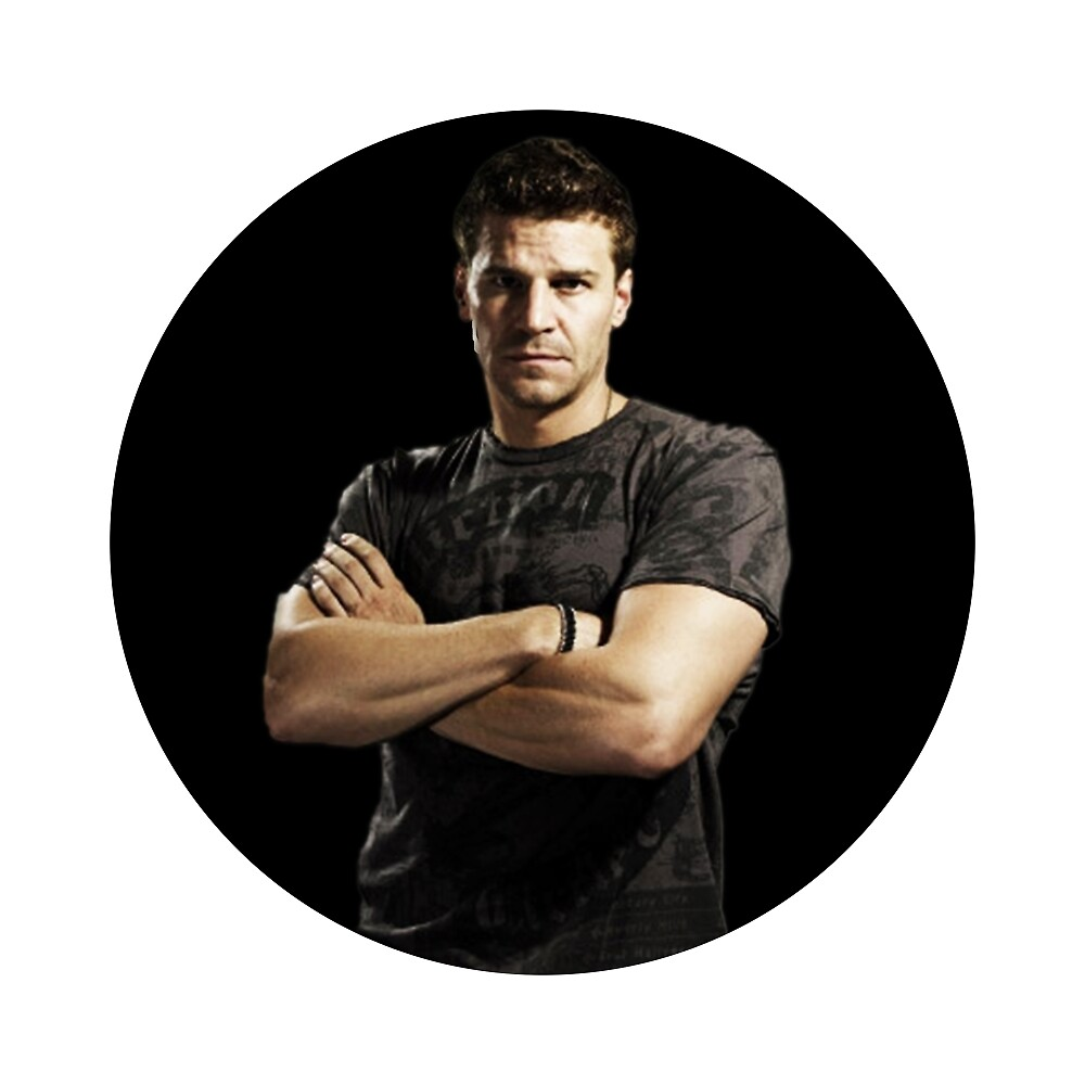David Boreanaz by sharnashark