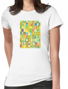 101 Images Womens Fitted T-Shirt