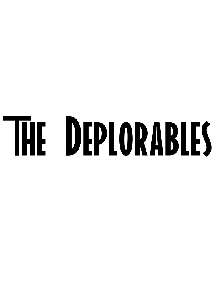 Trump and The Deplorables by TheLoonMoon