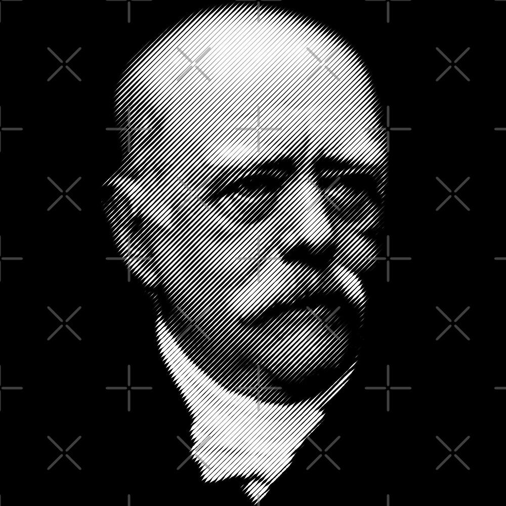 Otto von Bismarck by kislev