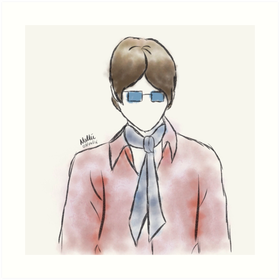 Steve Marriott by nalliessketches