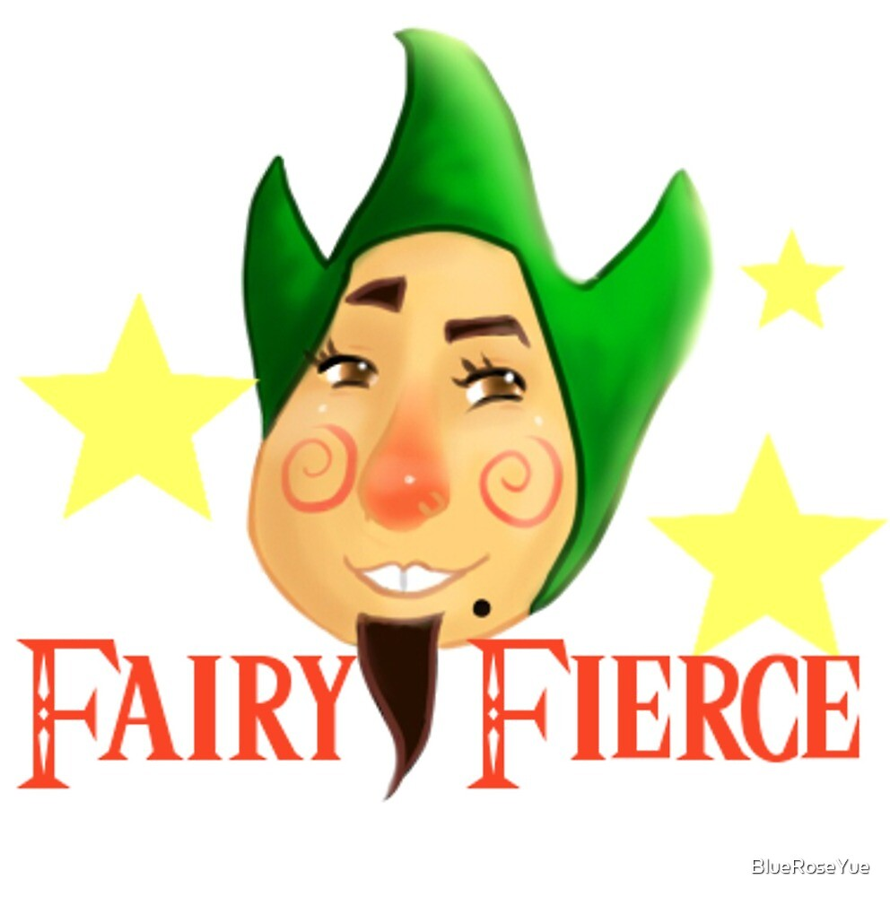 Fairy Fierce by ArtisticPixie