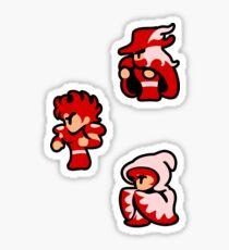 Final Fantasy Original Characters SET1 Sticker
