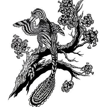Deinonychus by irimali