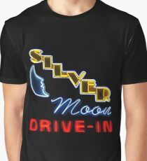 Silver Moon Drive In Graphic T-Shirt