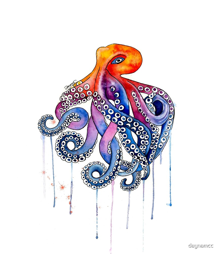 Octopus by daynamcc