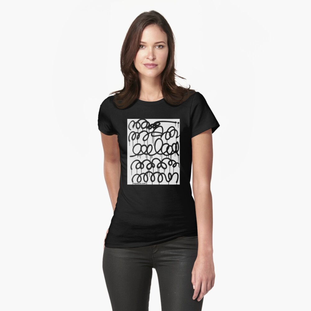 Loopy Loops Women's T-Shirt Front