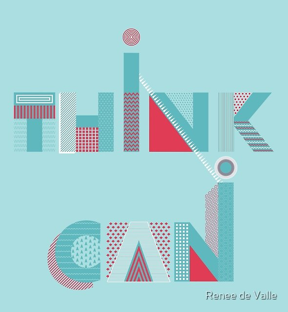 I Think I Can by Renee de Valle