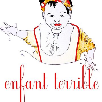 Enfant terrible by paulinebrdt