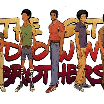 The Get Down Brothers by ShiraK