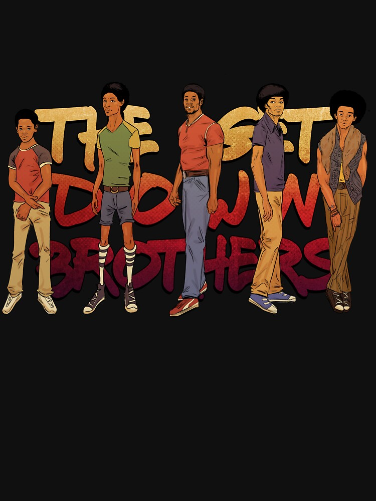 The Get Down Brothers - Back by ShiraK