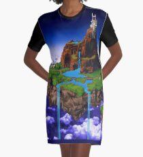 Kingdom of Zeal - Chrono Trigger Graphic T-Shirt Dress