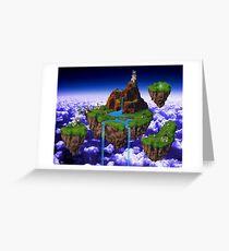 Kingdom of Zeal - Chrono Trigger Greeting Card