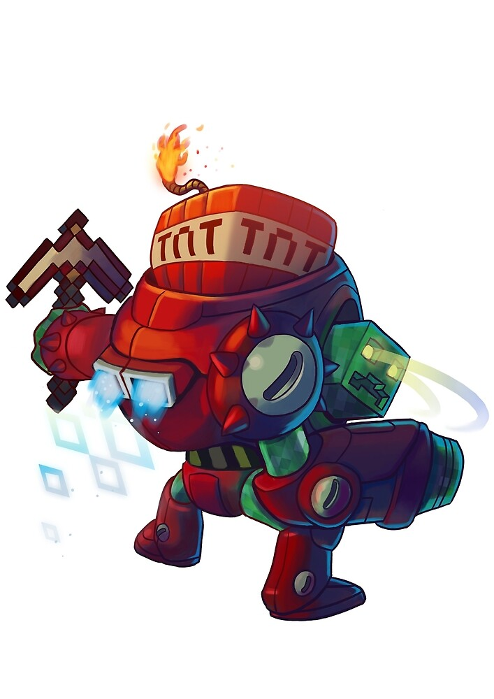 Creeper Clunk - Awesomenauts by STOANGaming