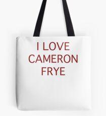 I love Cameron Frye Tote Bag