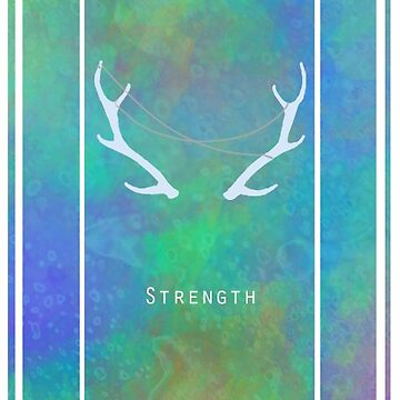 Strength  by CodieGushue