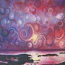 Circular sky by Rob Mitchell