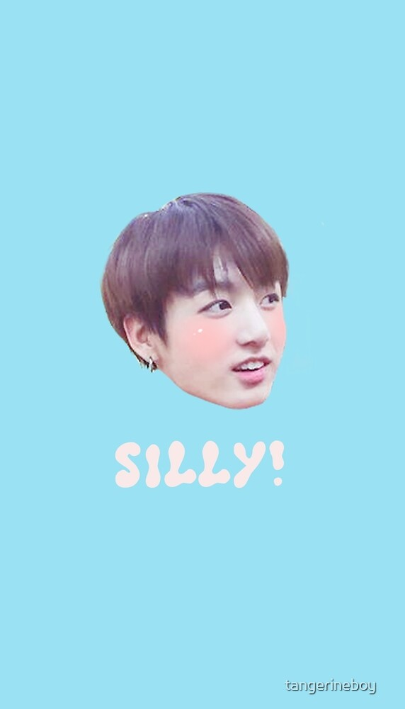 JUNGKOOK - SILLY by tangerineboy ♡