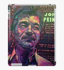 John Prine iPad Case/Skin