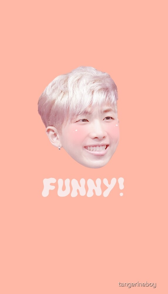 NAMJOON - FUNNY by tangerineboy ♡