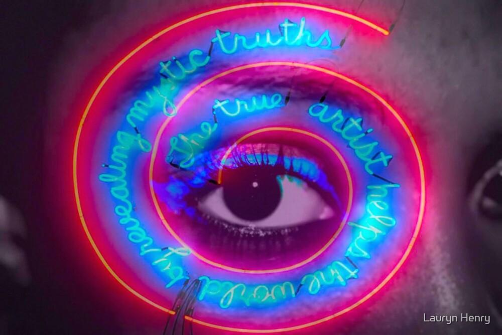 Mystic Truths by Lauryn Henry