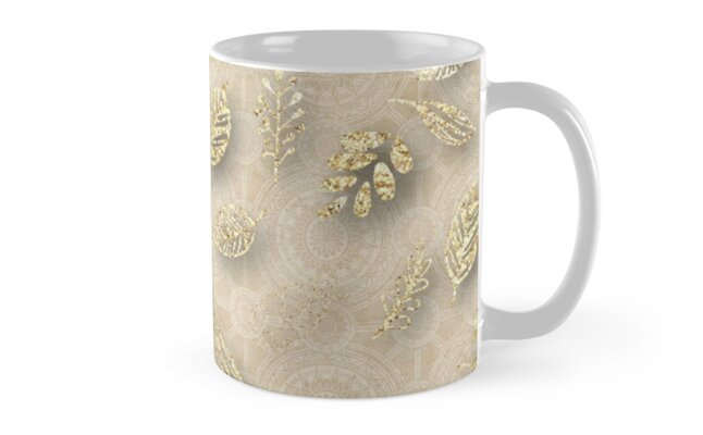 fall floral pattern,beige,gold,rustic,pattern,floral,flowers,trendy,modern by love999