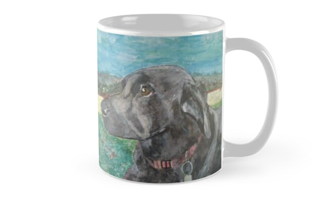 Lovely Labrador by angcreations