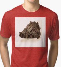 butterfly b&w Tri-blend T-Shirt