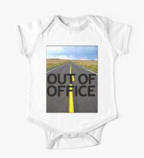 Out of Office One Piece - Short Sleeve