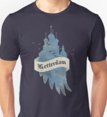 Ketterdam from Six of Crows Unisex T-Shirt