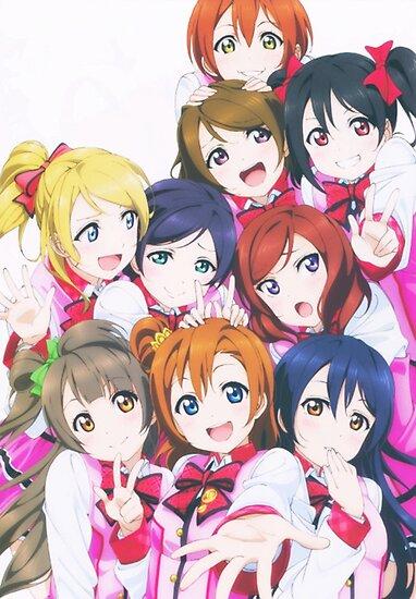 Love Live! School Idol Project by mobisu