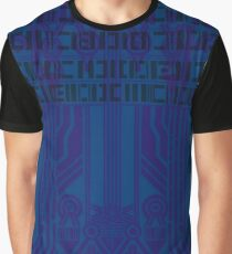 Cyberpunk Pattern 6 Graphic T-Shirt