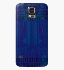 Cyberpunk Pattern 6 Case/Skin for Samsung Galaxy