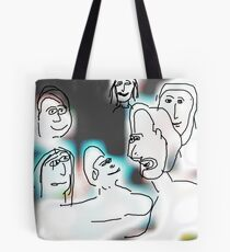 The Comedy Situation Tote Bag